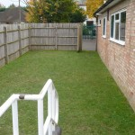 Holmer Green Youth Club outside area