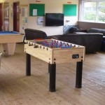 Holmer Green Youth Club table football