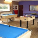 Holmer Green Youth Club games area